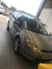 2007 Ford s max Diesel 6 speed 7 seater £2450 Ono