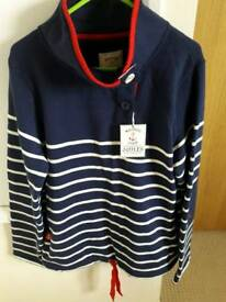 Joules jacket/top