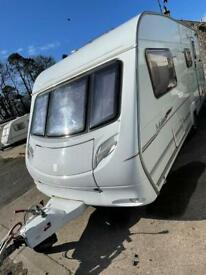 2006 ACE JUBILEE HERALD 4 BERTH CARAVAN WITH MOTOR MOVER