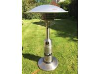 Table top patio heater endless summers