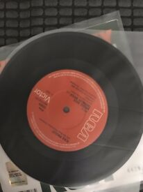 Elvis Presley - If I Can Dream/Bridge Over the Troubled Water (vinyl)
