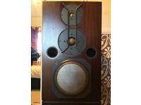 HIGH END 90s rare speakers ( ESTONIA 35 AC )