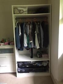 Large Ikea Pax wardrobe £40