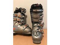 NORDICA ski boots (used)