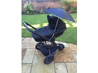 Limited Edition Quinny Buzz Travel System Black
