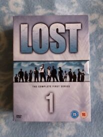 LOST The Complete First Series Season 1 Box Set