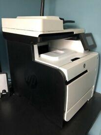 HP M475dw Multi Function Colour LaserJet Printer / Scanner / Fax