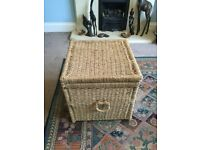 Cube Basket Toy Box Measurements 20in/51cm Cubed
