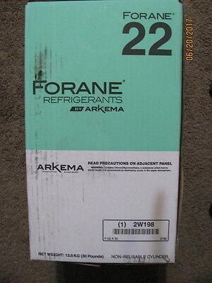 Refrigerant R-22 30 Pound Cylinder New