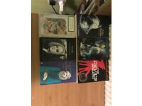 6 Books for £12!!