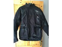 motor bike jacket size m £25