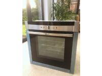 NEFF B46E74N3GB Series 5, top of the range, integrated SINGLE OVEN