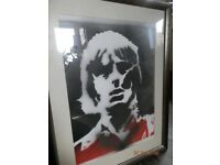 Paul Weller Professionally Framed Picture