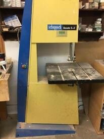 Bandsaw. 300mm throat.