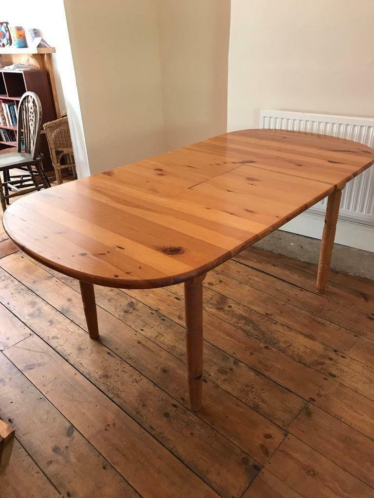 Wood Dinning Table