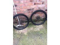 26 x 1.95 Disc Brake Bike Wheels