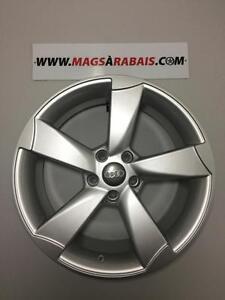 MAGS 18 pouces AUDI NEUFS + pneus *HIVER* 2 SUCCUSALES : QUÉBEC / LAVAL