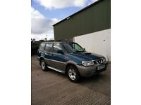 Nissan Terrano ( 4x4 7 seater off road land cruiser rover jeep