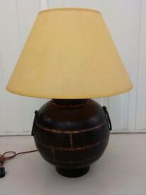 Moroccan style Table Lamp