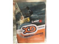 Laser xd dinghy power pack system 1515 with harken parts