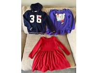 Girls clothes bundle, age 3-4