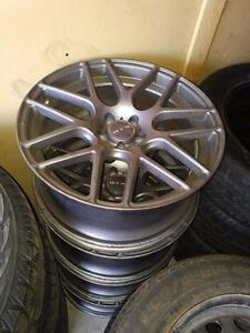 19 INCH LAND ROVER LR2 LINCOLN LS MKX MKZ RIMS WHEELS 5X108 * 5 X 108 BOLT PATTERN Discovery Sport Freelander 2 LR2