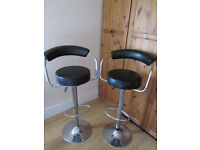 Two Bar Stools £10 For The Pair