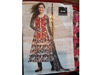 Unstich womens linen designer shalwaar kameez many mores colour and designed available