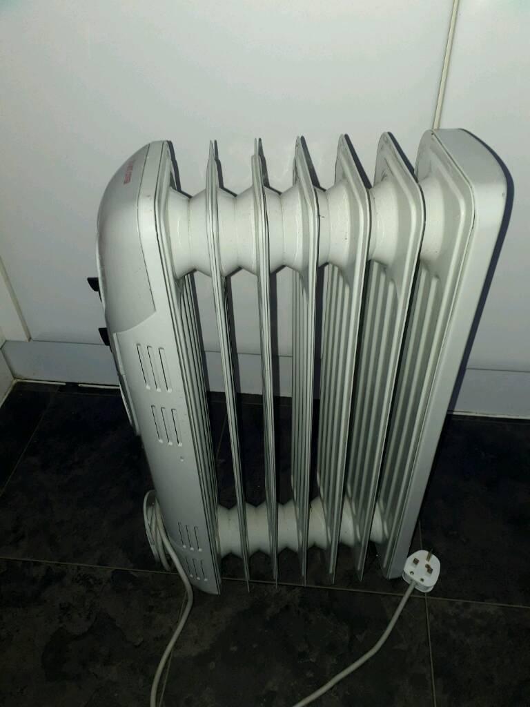 Heater dimplex
