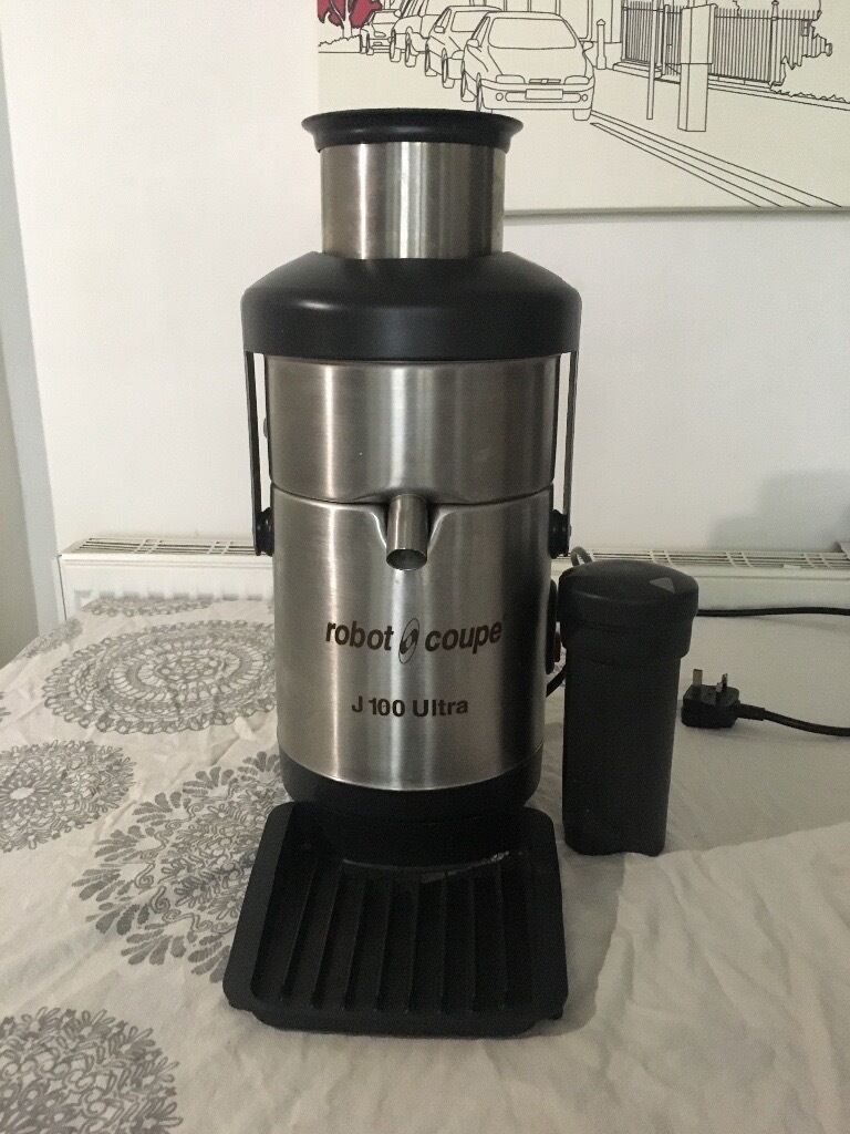 Slow Juicer Gumtree Nsw : Robot coupe j100 ultra juicer in Kilburn, London Gumtree