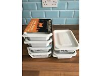 6 x 500g tubs of Natural Instinct raw cat food