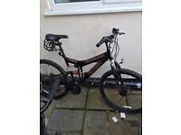 Male adult bike £60ono