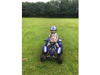 Aeon kolt 50cc quad