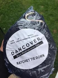 Ratchet Tie Down x 10