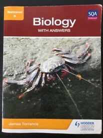 National 5 - Biology with Answers - Hodder Gibson