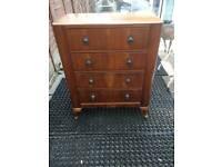Vintage lebus drawers