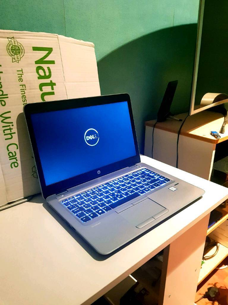HP EliteBook 840 G3 i7 6th gen, 8GB DDR4, 256GB SSD, Docking station, Case  Laptop | in New Cross, London | Gumtree