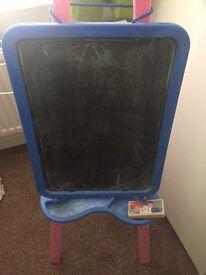 Peppa Pig Chalk Board