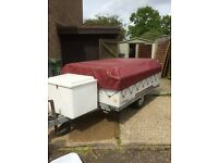 Conway Challenger folding Camper FOR SALE