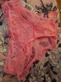S8 pink panties