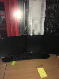 "21"" Hanns G monitor (S)"