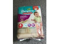 Pampers Size 4 Pull Up Nappy Pants