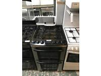 Zanussi 55cm all gas cooker free deilvery