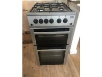Freestanding Double Oven Gas Cooker KDVG592