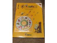 Jolly phonics songs book+CD