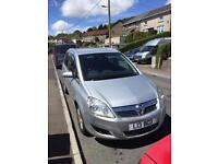 Vauxhall zafira design 1.9 diesel offers or swaps