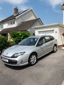 Renault Laguna 2010 Very good condition, only 58000 miles