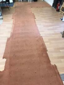 carpets and underlay for sale