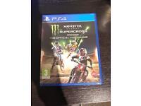Monster Energy Supercross Official Videogame - PS4