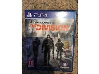 The Division PS4 Game